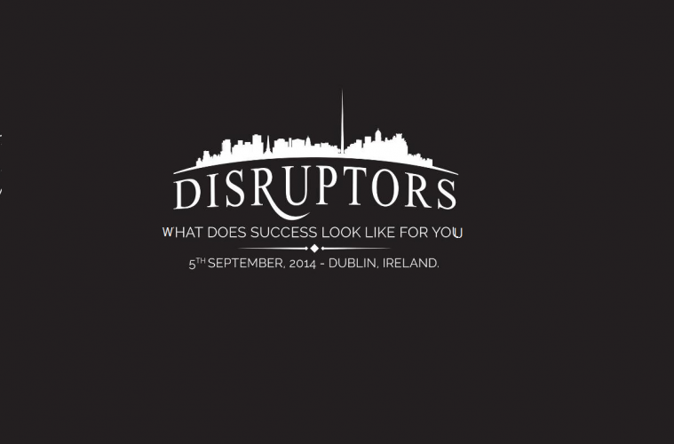 Business Disruptors Conference Dublin Logo