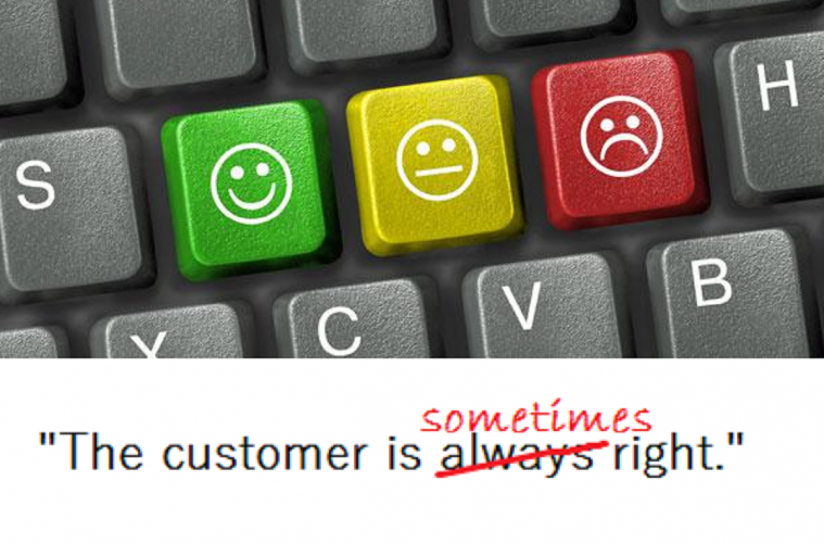 Utter Digital The customer is always right (sometimes)