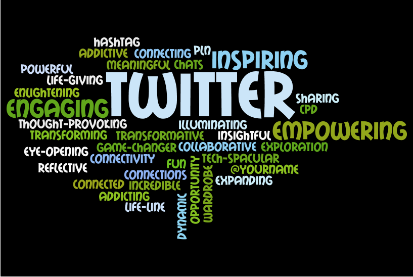Twitter Tag Cloud
