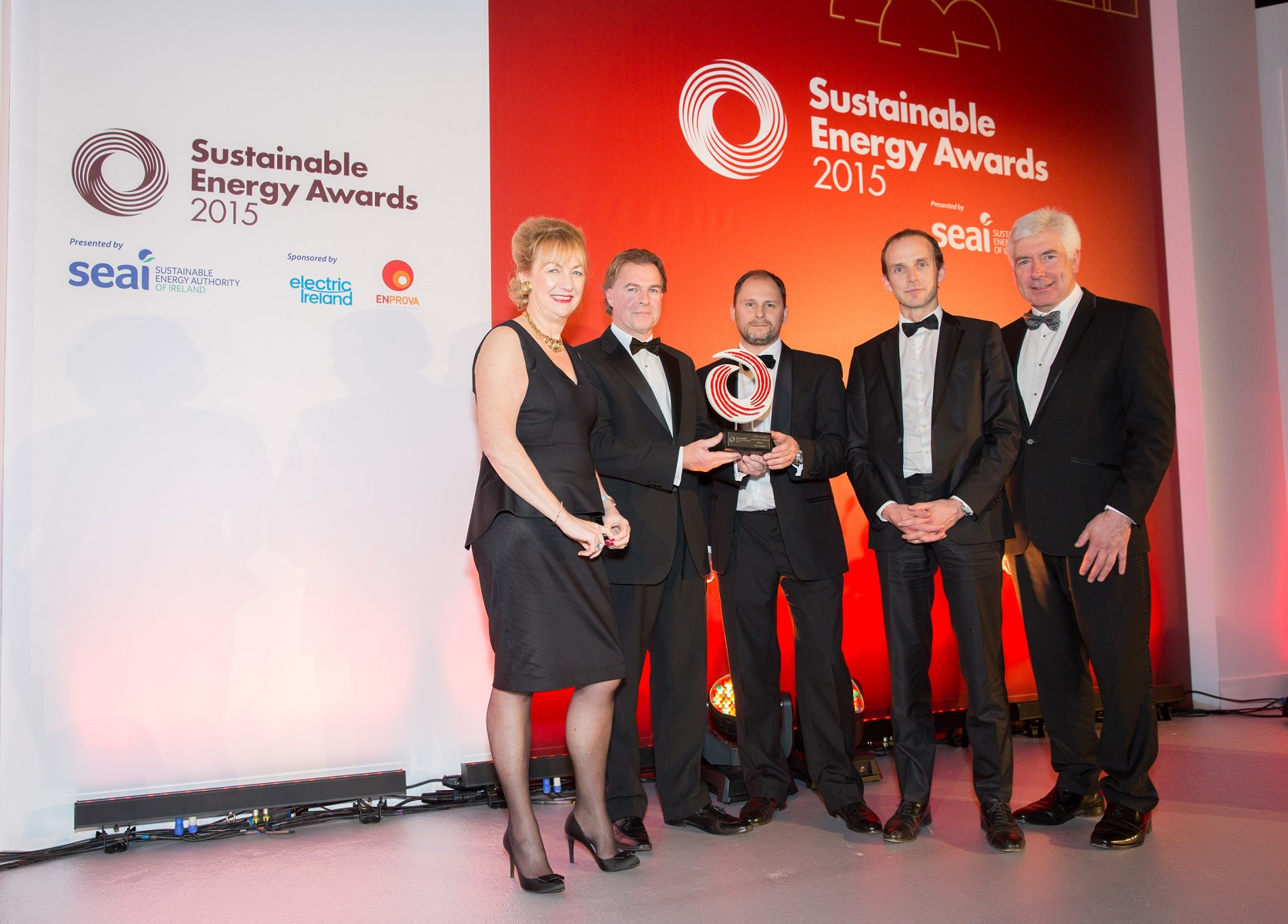 OpenHydro Innovation Sustainable Energy Awards 2015