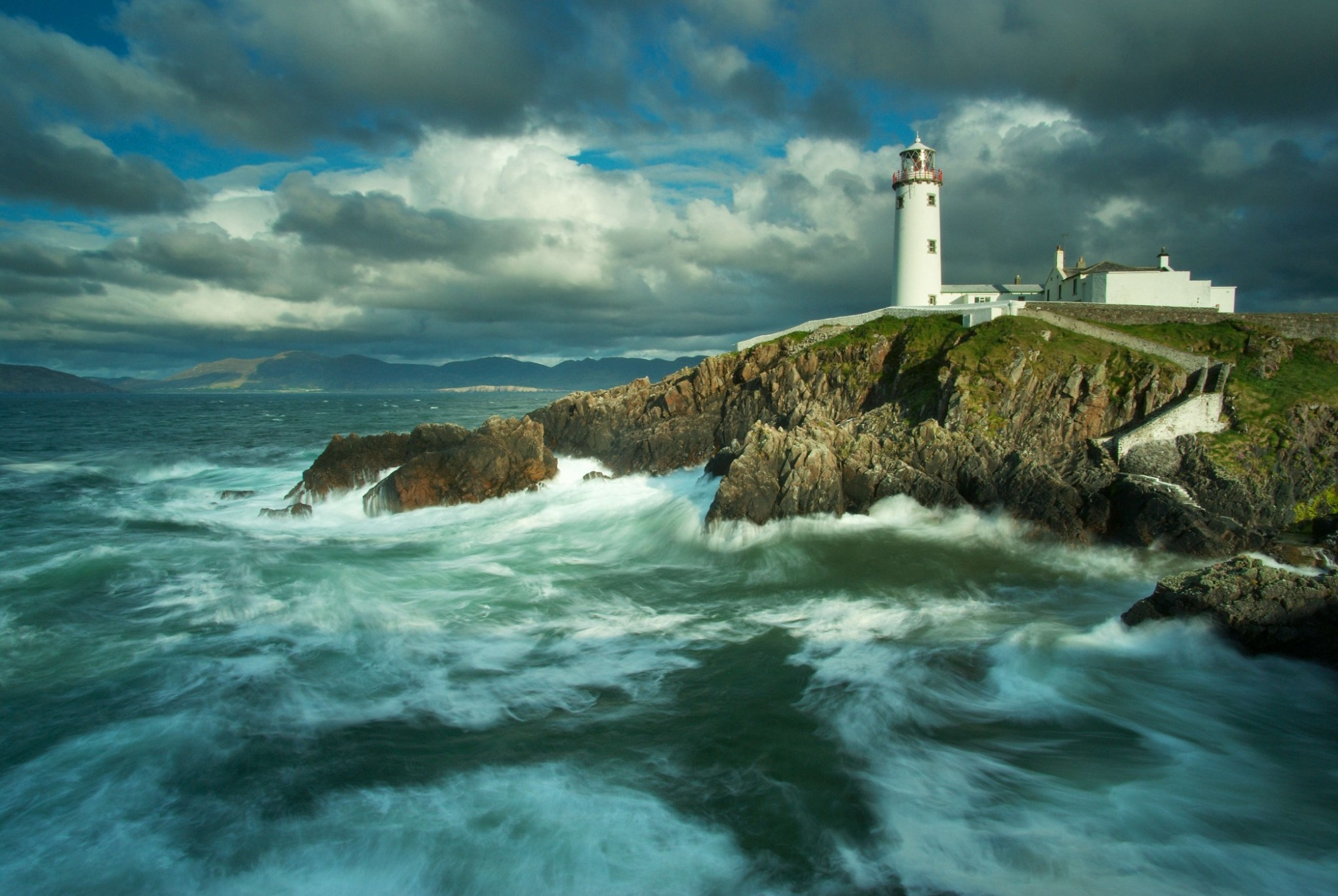 McInroy Fanad Lighthouse County Donegal
