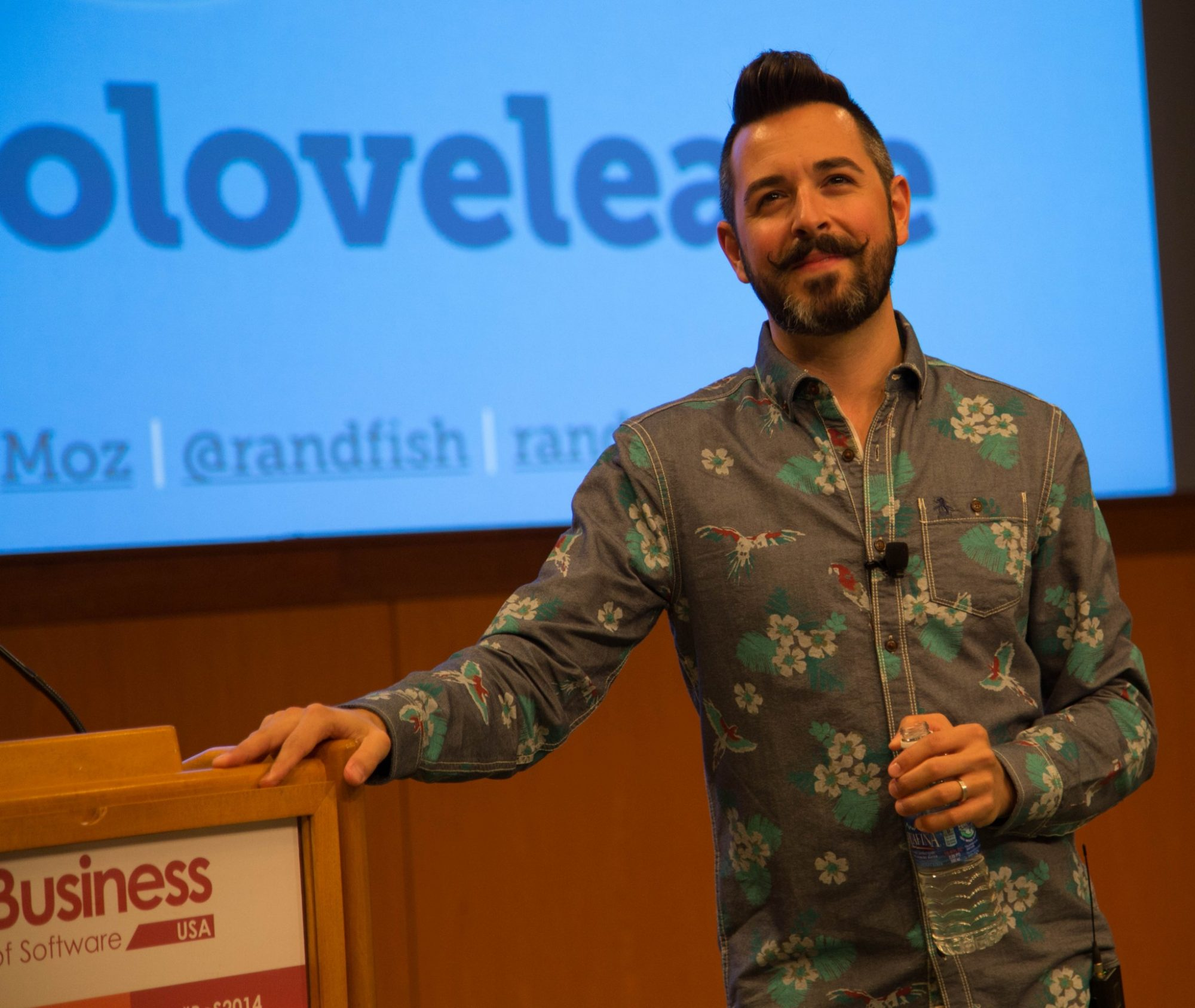 Rand fishkin Business of Software