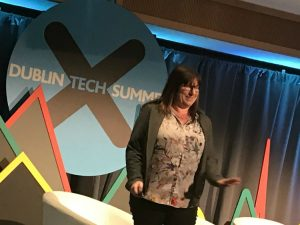 Amanda Neylon Dublin Tech Summit