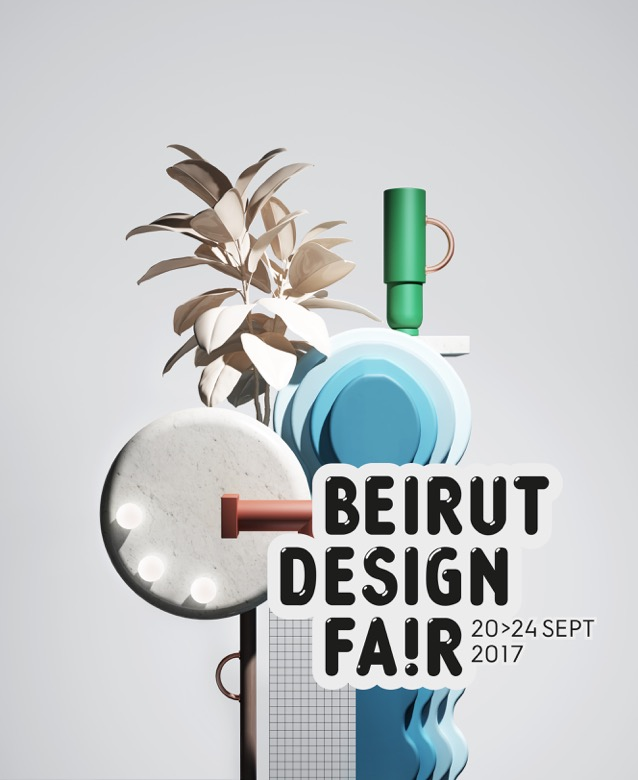 First Beirut Design Fair Takes Place September 20 24th