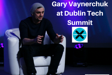 Gary Vaynerchuk at Dublin Tech Summit