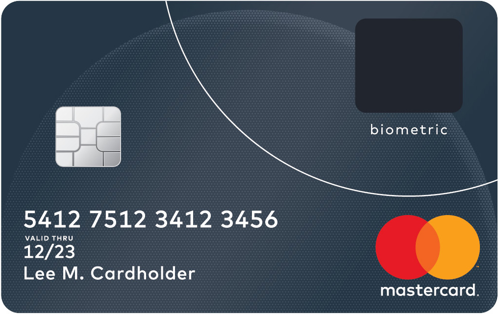 faux numero de carte Thumbs Up: Mastercard Unveils Next Generation Biometric Card