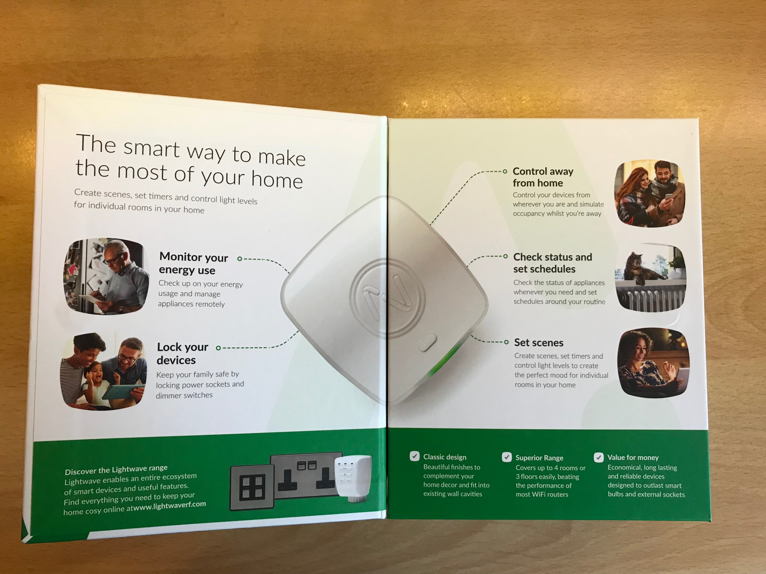 Lightwave Generation 2 Home Automation Devices Review – Irish Tech News