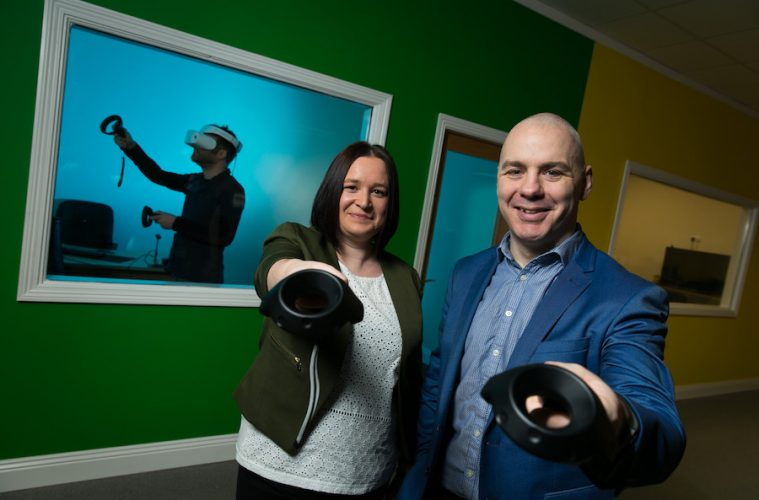 Irish VR tech company makes dual listing on stock markets