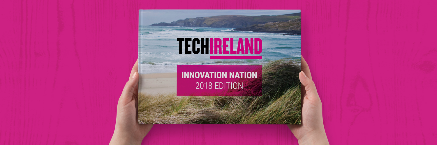 Inspired Irish Innovation In A Coffee Table Book By Niamh Bushnell And Tech Ireland