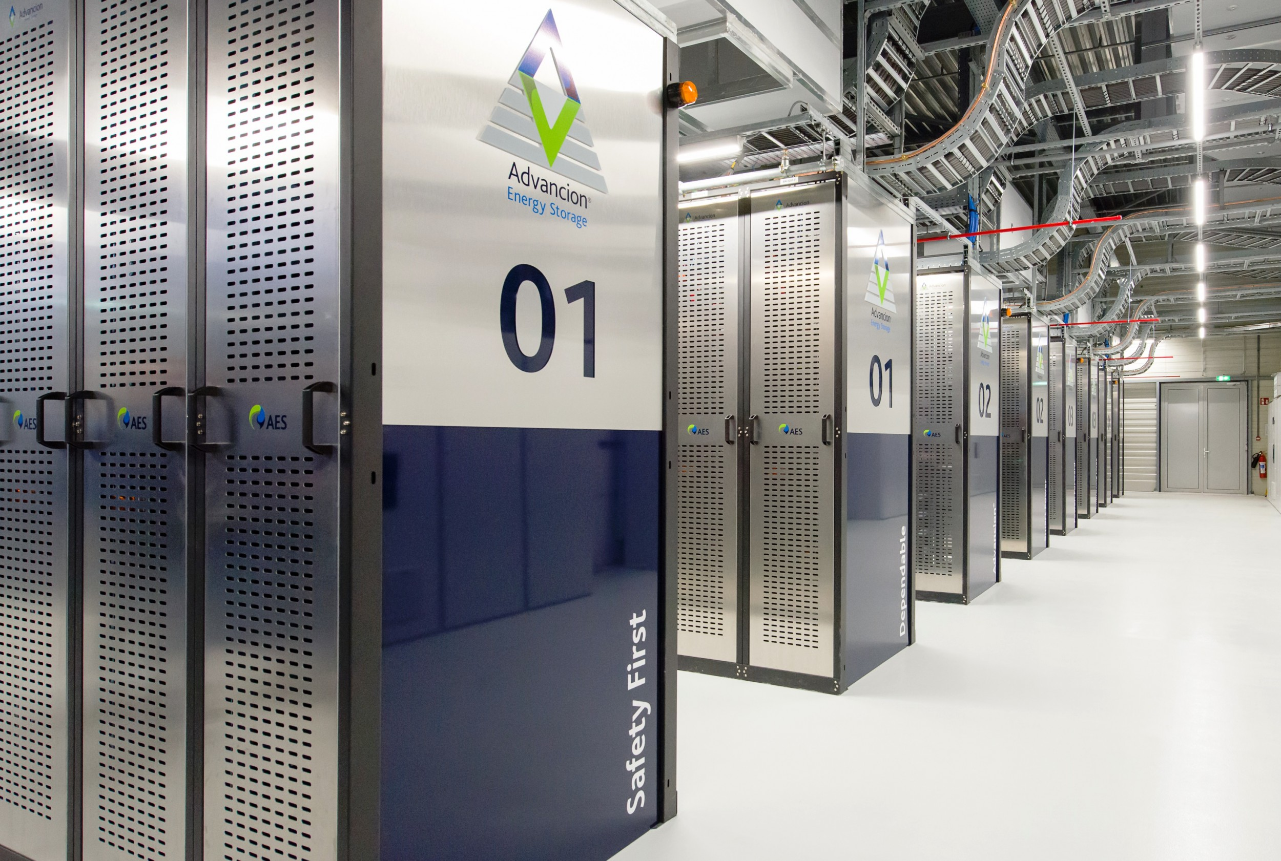 UK Power Reserve Partners with Global Energy Storage Provider Fluence to Deliver 60MW Battery Storage for UK Grid