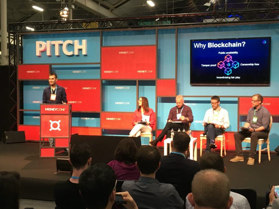 MoneyConf 2018 with Fintech, Cryptocurrency and Blockchain