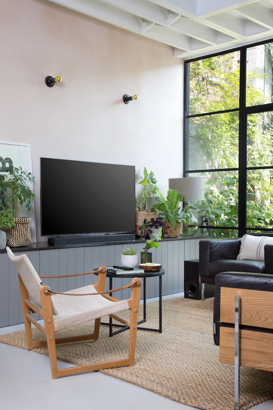 Integrate Cinema Style Tech Into The Living Room With Style