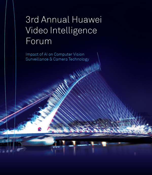 Huawei Ireland Video Intelligence Forum 2018 takes place