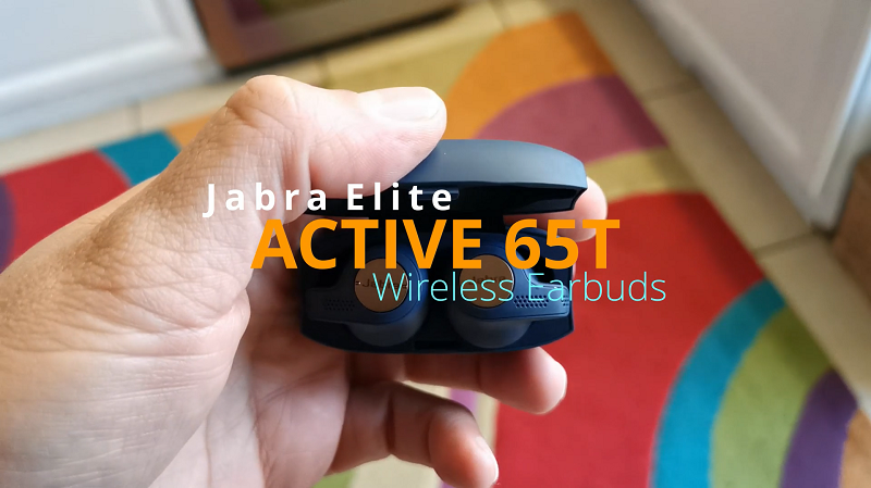 Sports Earphones For The Serious Runners Jabra Elite Active 65t Review Irish Tech News