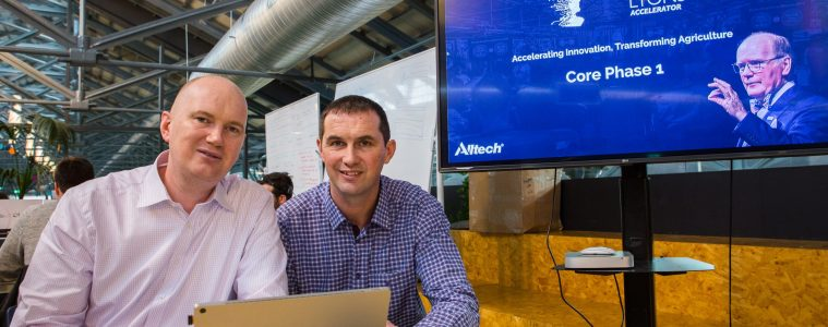 Kildare AgTech company selected for Global Accelerator Programme