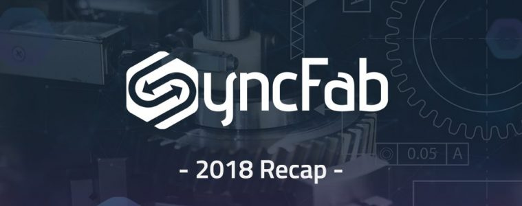 Growing the blockchain, Syncfab looks back at 2018