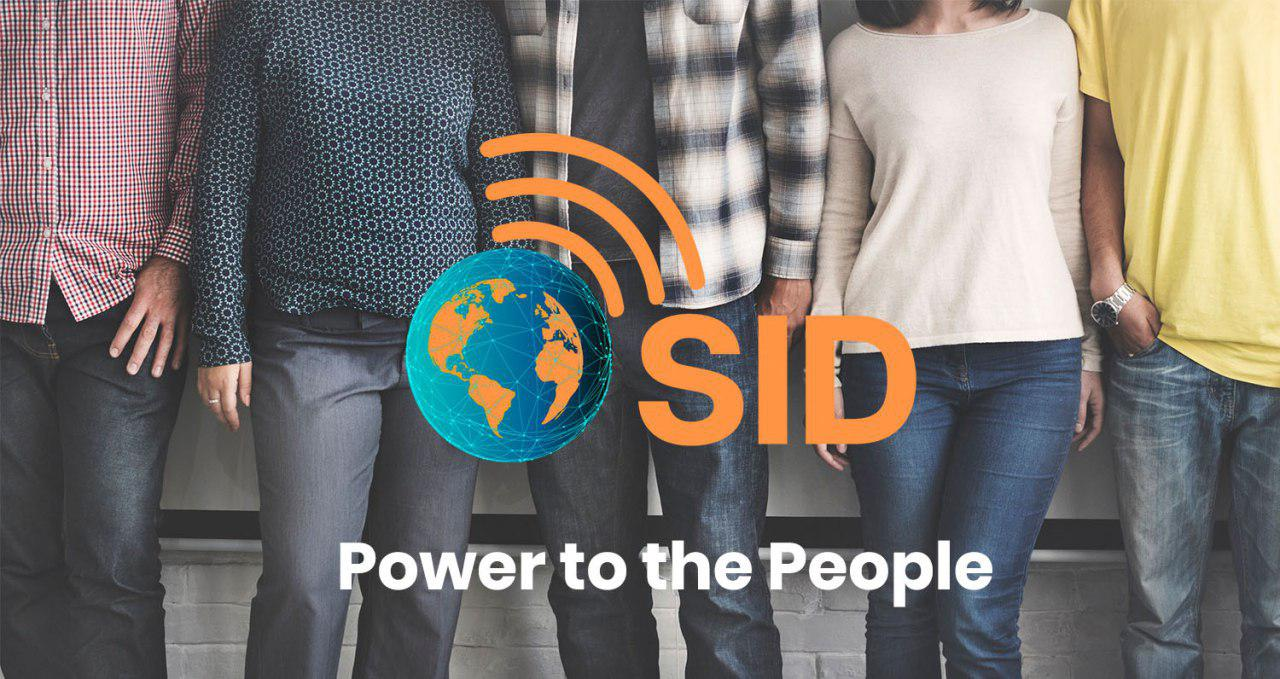 Power to the People with SID (Share Internet Data)