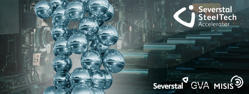 Severstal launches SteelTech Accelerator with Global Venture Alliance