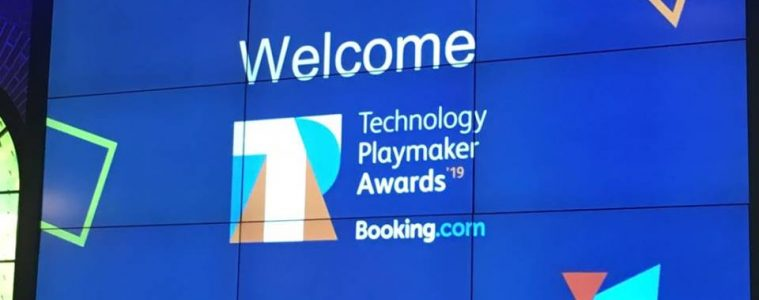 Women Tech Playmakers from around the World attend the 2nd Booking.com Awards