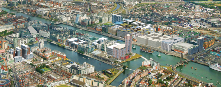 Dublin's First 3D City Data Hackathon Launched