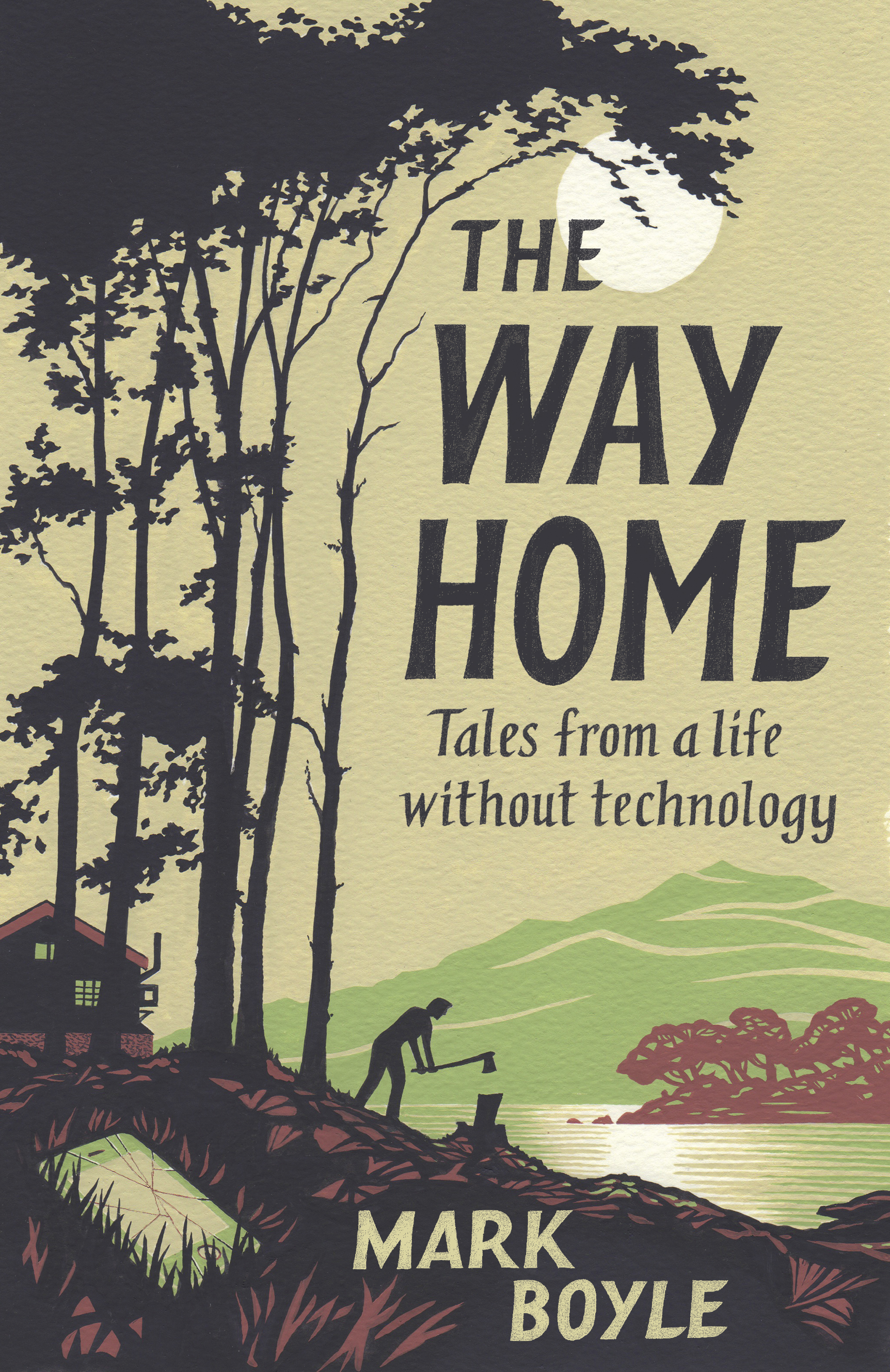 The Way Home: Tales from a Life Without Technology, out June 11th, reviewed - Irish Tech News