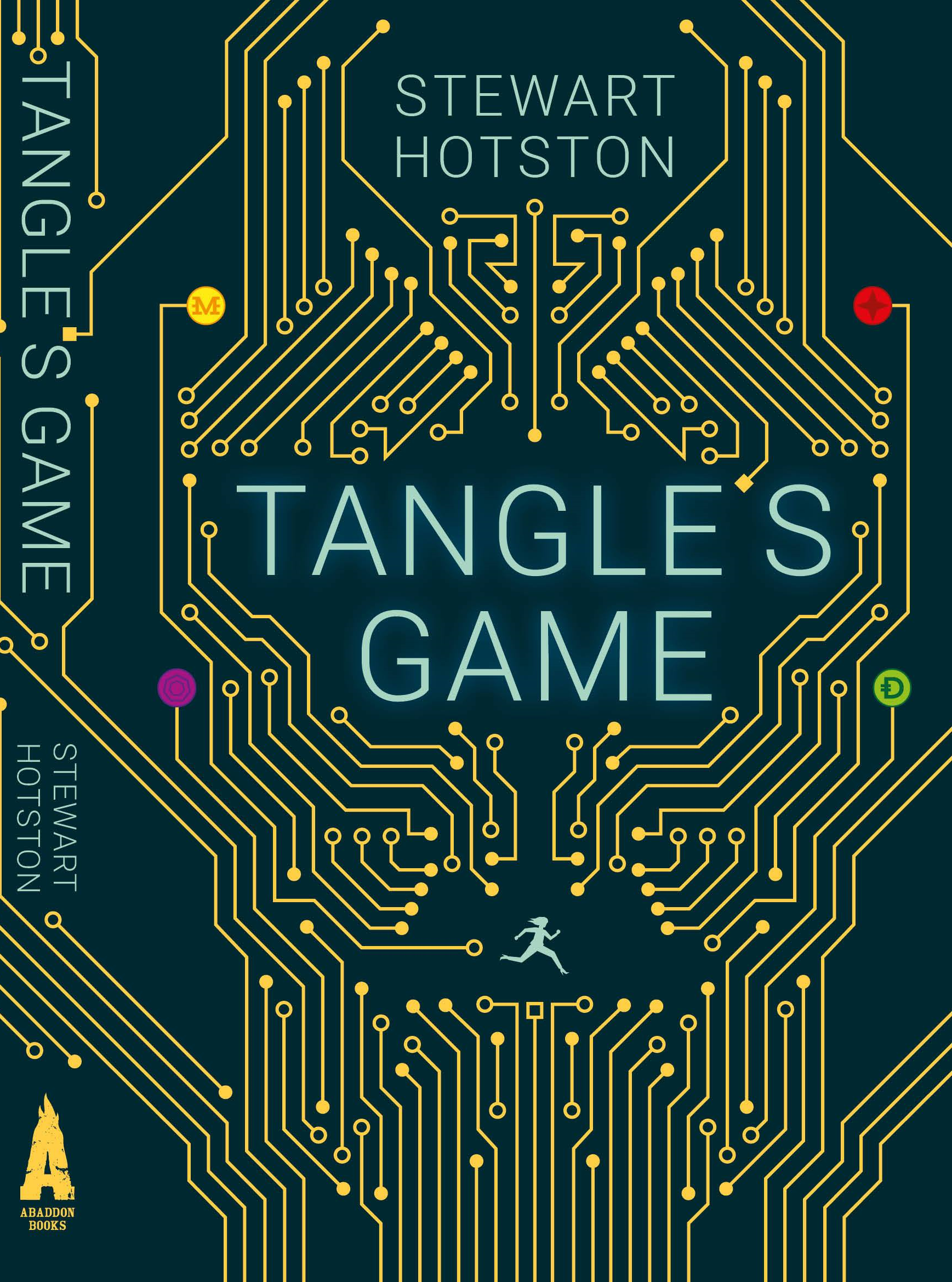 Interesting New Sci-Fi Book Tangle's Game By Stewart Hotston