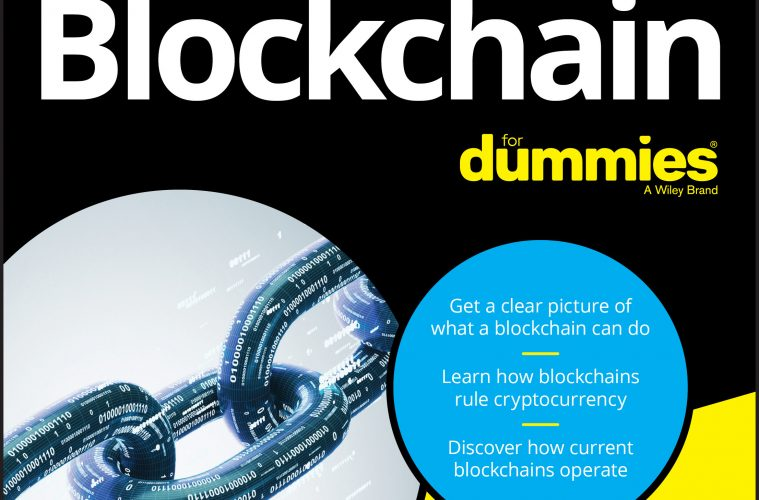 Blockchain For Dummies, 2nd Edition by Tiana Laurence, reviewed