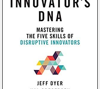 Innovators DNA, review, 2019