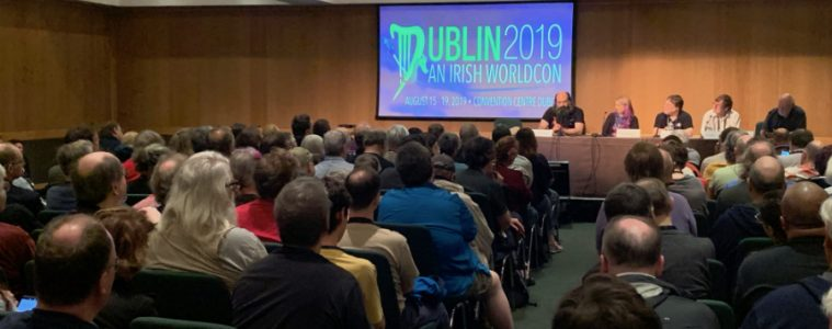 WorldCon 2019 – Where Creative Wonder meets Dublin City at the National Convention Center