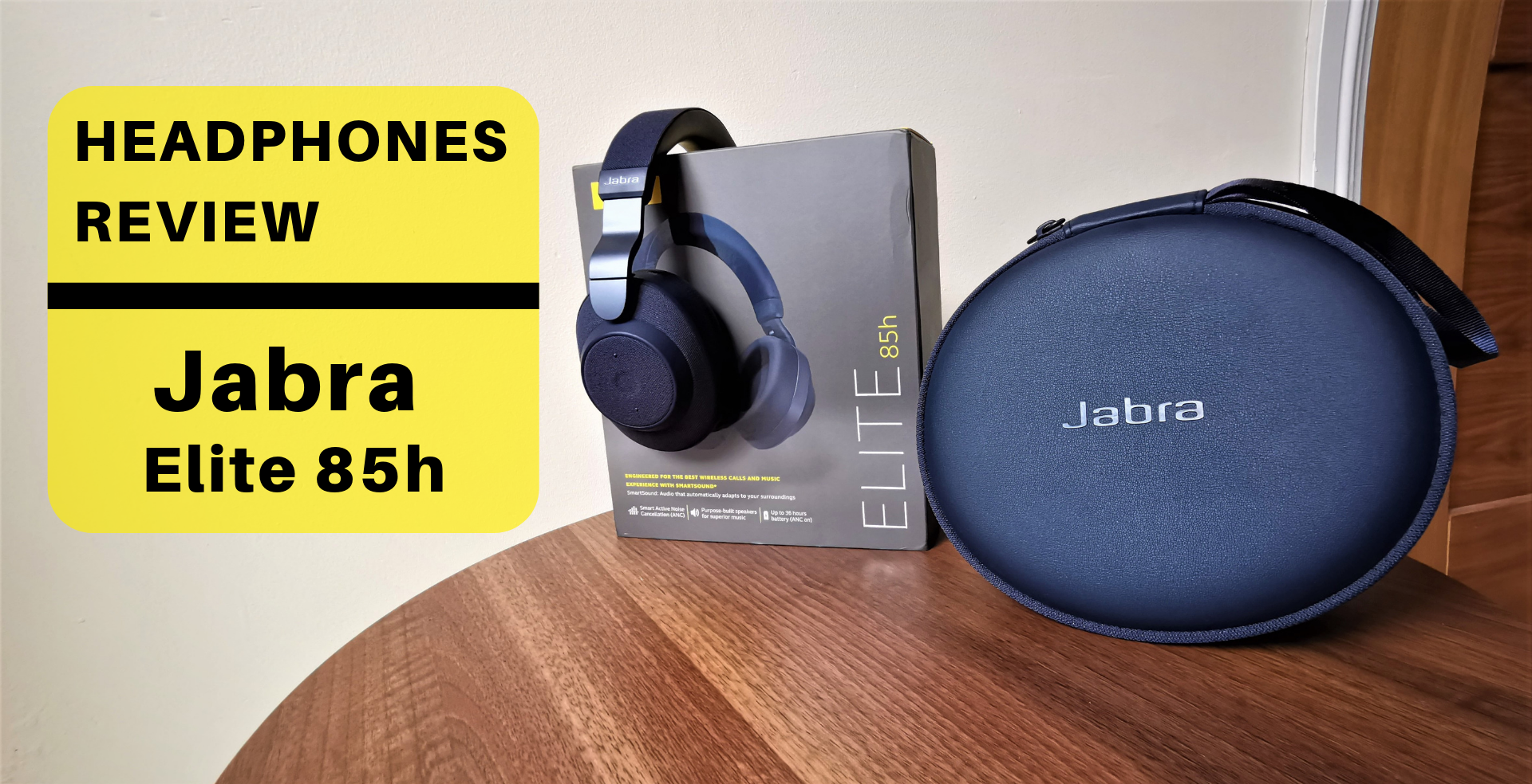 An Elite Headphone With Outstanding Comfort Jabra Elite 85h Review Irish Tech News