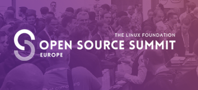 Open Source Summit Europe, 28th, October, Lyon