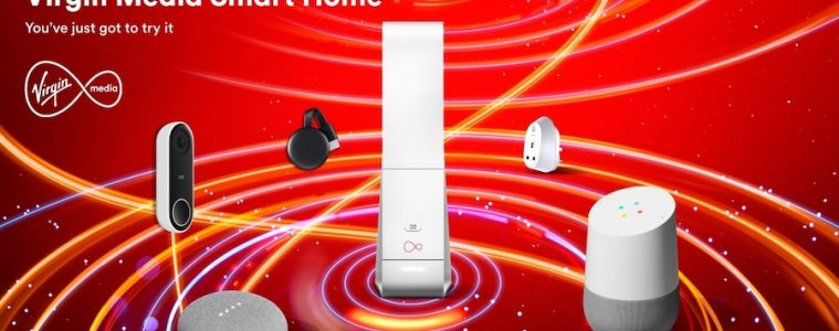 Virgin Media Launch Ultimate Smart Home Packages